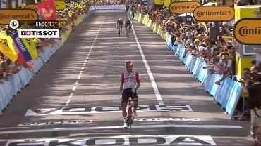 Thomas de Gendt  wygrał 8. etap Tour de France
