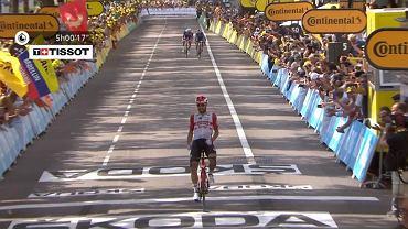 Thomas de Gendt  wygrał 8. etap Tour de France