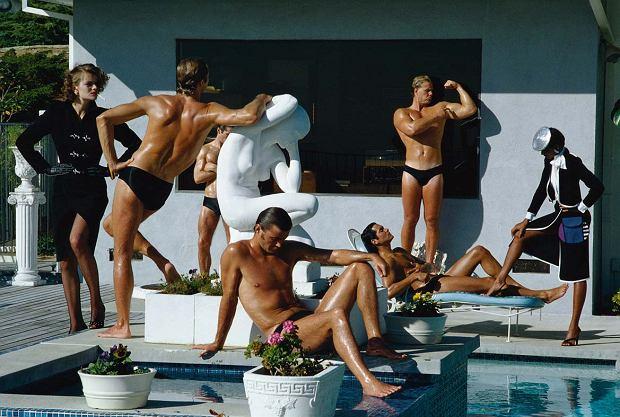 Helmut Newton, Stern, Los Angeles (fot. Helmut Newton Estate)