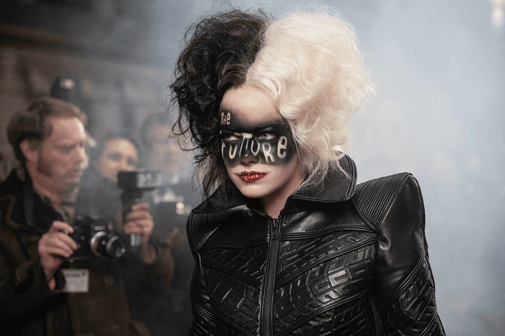 Emma Stone jako Cruella