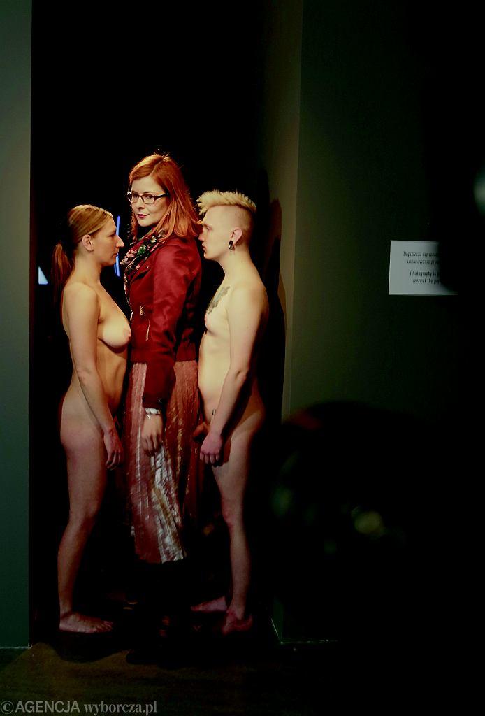 Retrospektywna wystawa serbskiej artystki Mariny Abramovic