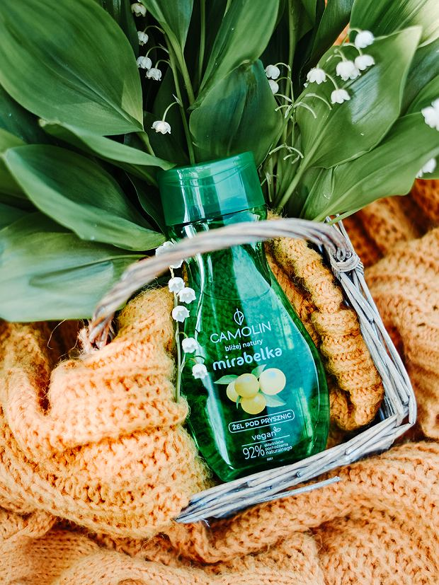 Naturalne kosmetyki polskiej marki Camolin