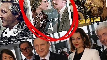 Serial Alternatywy 4 dostępny za darmo w VOD.TVP.pl