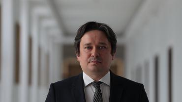 Marcin Więcek, kandydat na  RPO