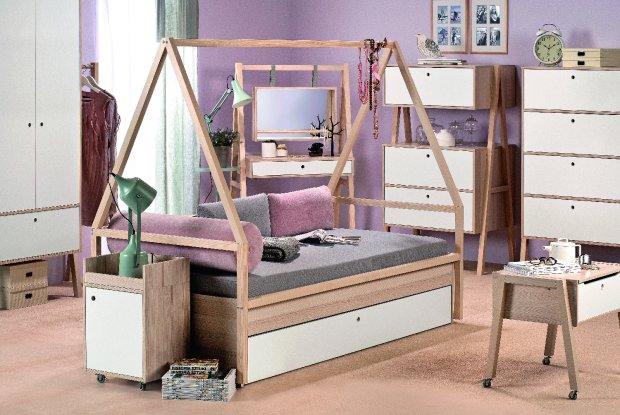 Ja Zrobić łóżko Piętrowe Wnętrzaaranżacje Wnętrz