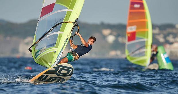 Paweł Tarnowski - windsurfer, czterokrotny złoty medalista Pucharu Europy, medalista Pucharu Świata, Mistrz Europy