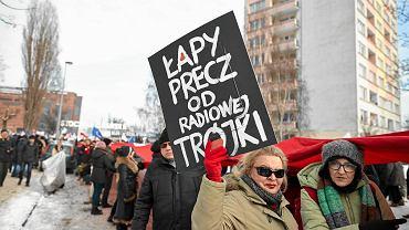 W czwartek 14 kwietnia pod Urzędem Wojewódzkim w Gdańsku odbędzie się pikieta KOD