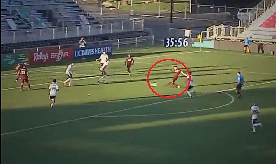 Dariusz Formella strzelił dwa gole dla Sacramento Republic
