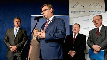 Wojewoda Artur Chojecki będzie 'trojką' na liście wyborczej PiS