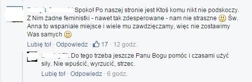 Facebook: Duszpasterstwo Akademickie św. Anny w Warszawie.