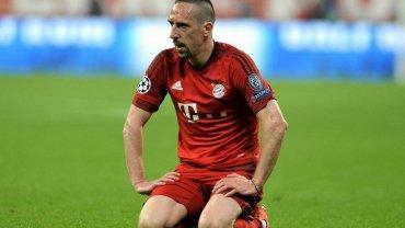 Franck Ribery. Skrzydłowy Bayernu Monachium. Pomimo 33-lat, dalej gwarantuje na boisku jakość.