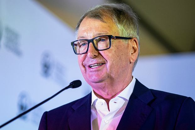 Przewodniczący Rady Nadzorczej Polpharma Jerzy Starak