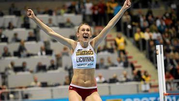 Kamila Lićwinko w marcu zdobyła Halowe Mistrzostwo Świata
