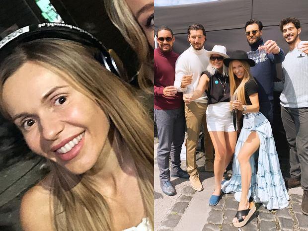 """Praca na planie filmowym """"Dziewczyn z Dubaju"""" nabrała rozpędu. Do obsady dołączyła zwyciężczyni show """"Top Model"""", a tą nowiną pochwaliła się na Instagramie."""