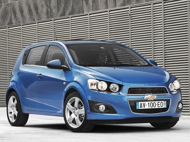 Seat Ibiza IV vs. Chevrolet Aveo II - który wybrać?
