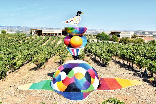 Hiszpański region Rioja