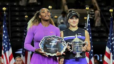 Serena Williams i Bianca Andreescu