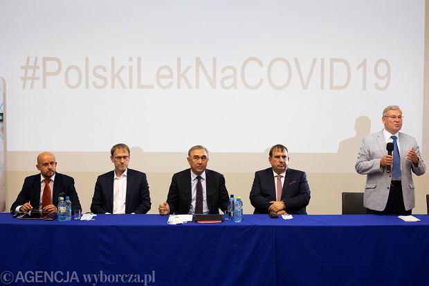 Jest polski lek przeciwko koronawirusowi. Dziś zaczęła się produkcja