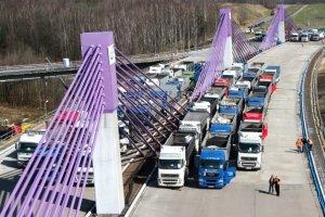 Wszystko gotowe. Most w Mszanie na A1 otworzą w piątek rano