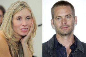 Natalia Safran i Paul Walker