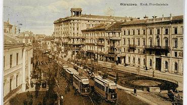 Pod całym Krakowskim Przedmieściem przebiegać miały rury z wodą do kilkunastu fontann