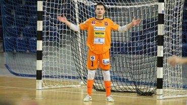 Kamil Lasik z Pogoni 04 Szczecin