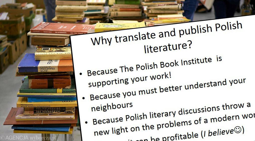 Prezentacja Instytutu Książki