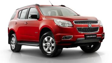 Holden Colorado7