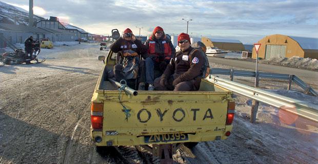 Podróże: wyprawa na Spitsbergen, podróże, europa, Longyearbyen