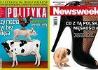 """Kolejny tygodnik podnosi cenę. """"Newsweek"""" i """"Polityka"""" po 5,90 zł"""