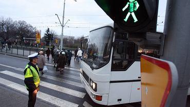 2 października odbywa się policyjna akcja 'Niechronieni uczestnicy ruchu drogowego' (zdjęcie ilustracyjne)