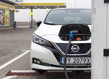 Niebieski Szlak - Lotos wprowadza płatne ładowanie samochodów elektrycznych. I tak jest najtaniej, choć już nie za darmo
