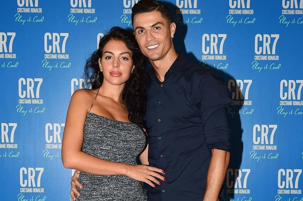 Georgina Rodriguez i Cristiano Ronaldo