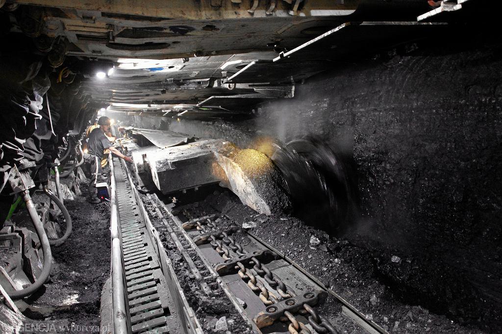 Kopalnia węgla kamiennego