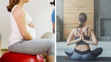 Ćwiczenia w ciąży: jakie wybrać