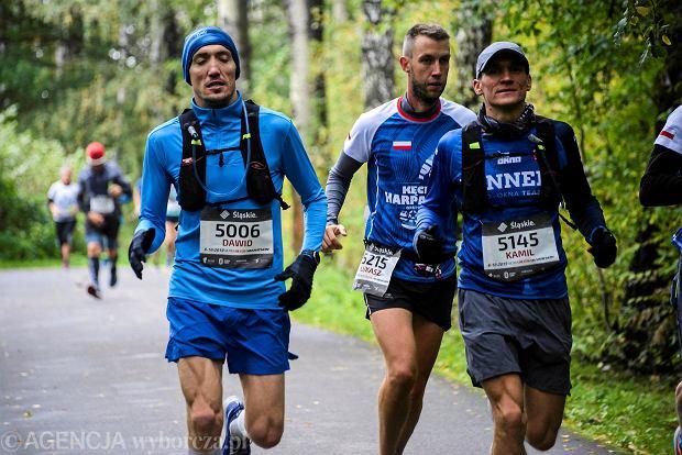 Zdjęcie numer 17 w galerii - Silesia Marathon. Chłód i wiatr niestraszne, rekord pobity! [ZDJĘCIA]
