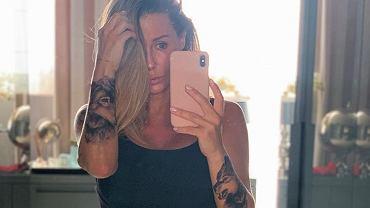 Małgorzata Rozenek pokazała tatuaże
