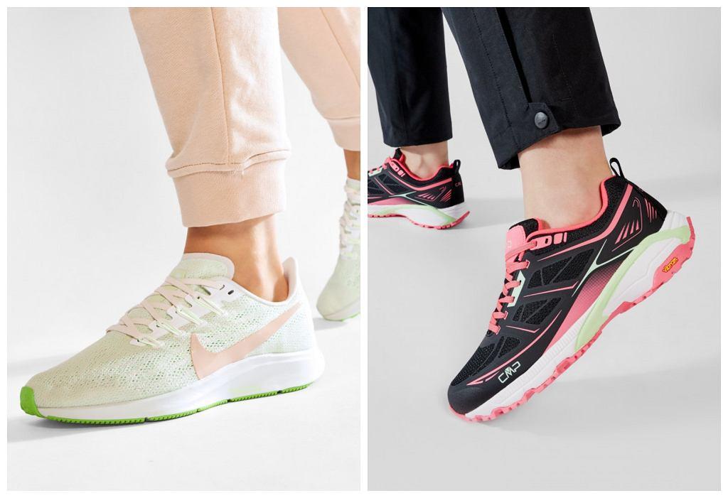 sportowe buty znanych marek