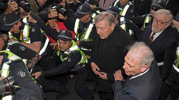 George Pell staje przed sądem