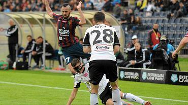 Pogoń - Legia 0-1