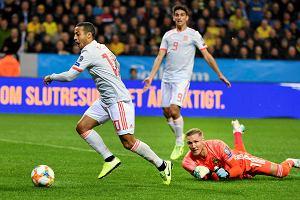 Hiszpania awansowała na Euro 2020! Decydujący gol padł w doliczonym czasie