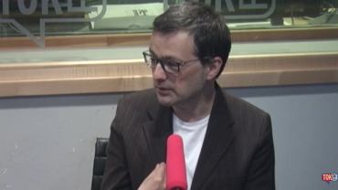 Jan Wróbel w Poranku Radia TOK FM
