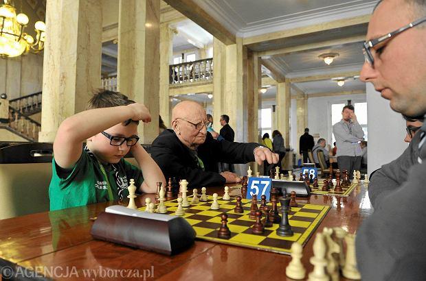 I Turniej Szachowy o Puchar Marszałka Województwa Śląskiego