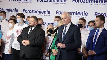 Kongres Porozumienia Jarosława Gowina w Warszawie