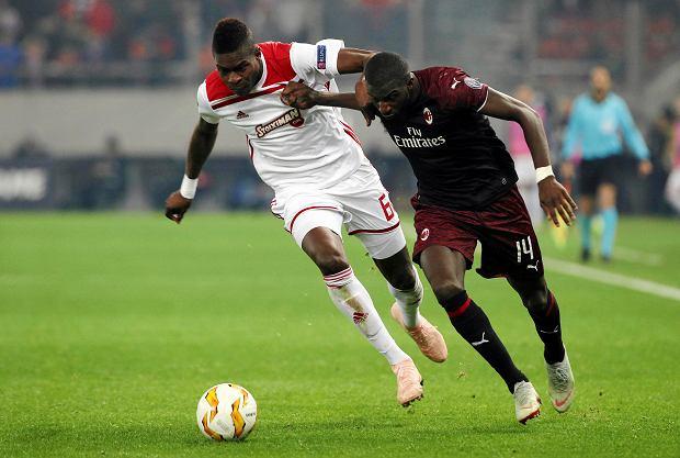Zdjęcie numer 4 w galerii - Liga Europy. AC Milan odpadł z rozgrywek!