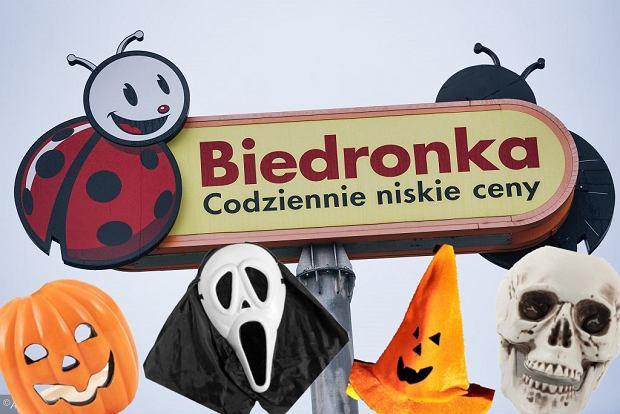 Halloween w Biedronce. Przebrania już za mniej niż 13 zł