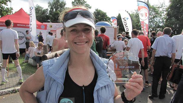 Iwona Guzowska triathlon bieganie rower