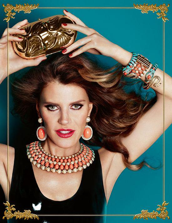 Kolekcja Anny Dello Russo dla H&M