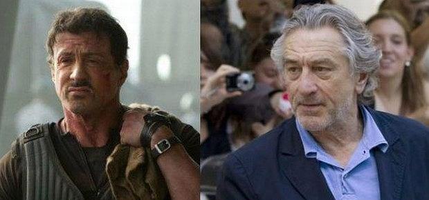 Sylvester Slallone i Robert De Niro