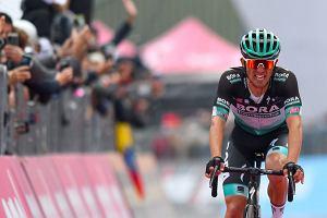 Jai Hindley wygrał królewski etap Giro d'Italia! Rafał Majka stracił szanse na podium
